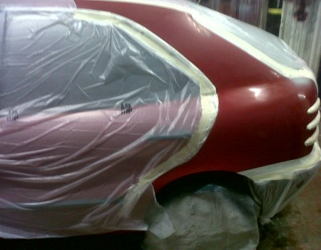 Car Body Repair Stockport