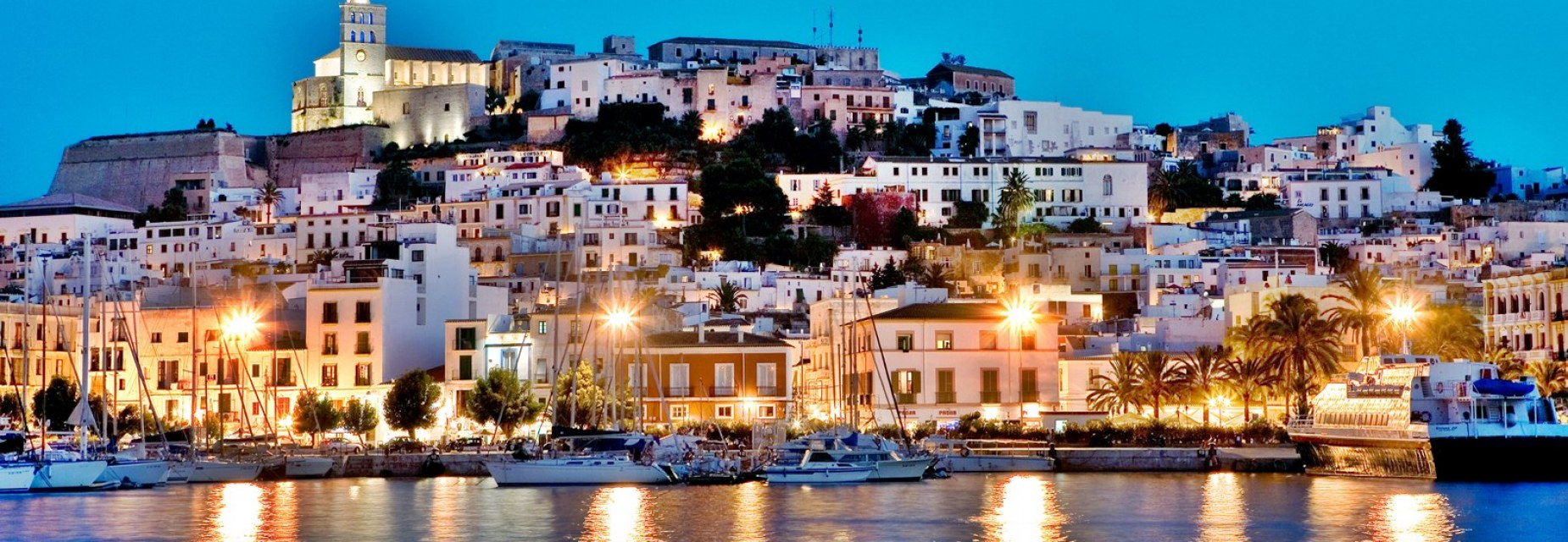 lets behold the beauty of Ibiza island in Spain     MOBILE TRAVEL SITE Ibiza  Catalan  Eivissa  is one of the Balearic islands  an archipelago of  Spain in the Mediterranean Sea  It s well known for the lively nightlife in  Ibiza