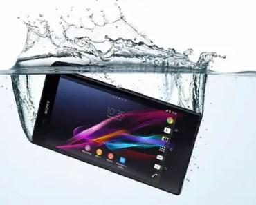 Phone-water-resistance