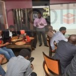 Photos from Huawei G-Power Bloggers Roundtable in Lagos