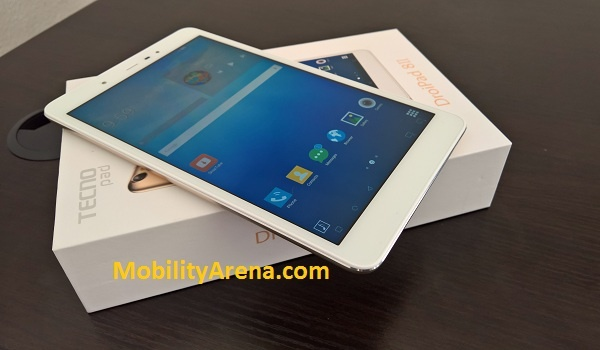 10 stunning photos of the TECNO Droipad 8D