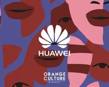 Huawei Orange Culture