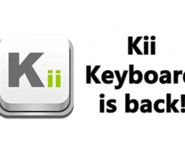 kii-keyboard