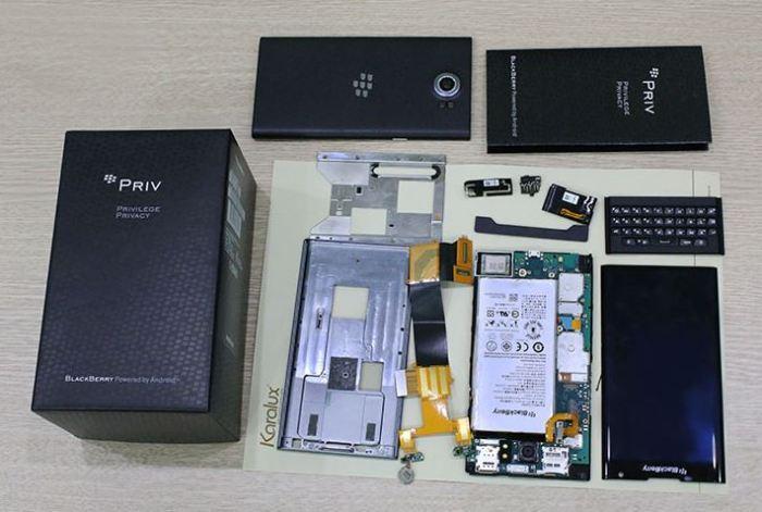 BlackBerry Priv Cep Mobilkanal