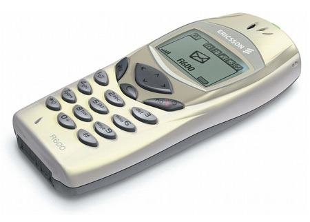Ericsson R600 Cep Telefonu