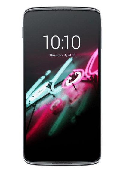 Alcatel One Touch idol 3 Dark Gray Akıllı Telefon