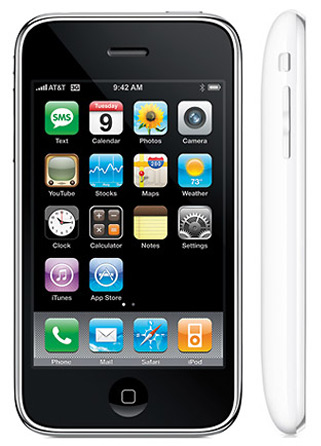 Apple iPhone 3G Cep Telefonu