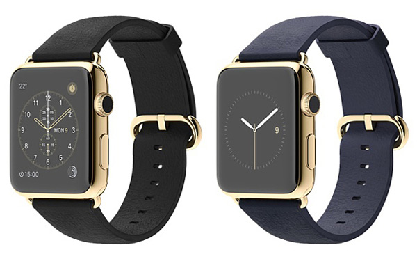 Apple Watch Edition 42mm Akıllı Saat