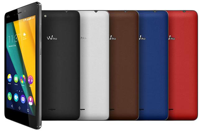 Wiko Pulp Fab 4G Cep Telefonu