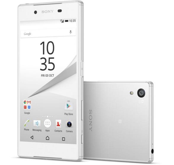 Sony Xperia Z5 Beyaz Akıllı Telefon
