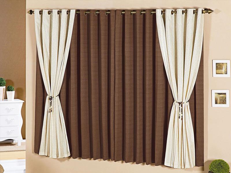 Haz de tu casa la m s acogedora el don de las cortinas for Visillos para salon comedor