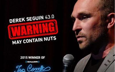 Derek Seguin 43.0 Just for Laughs Off-JFL