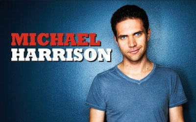 Michael Harrison at ComedyWorks