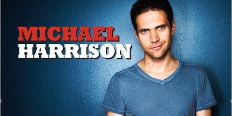 Michael Harrison at ComedyWorks