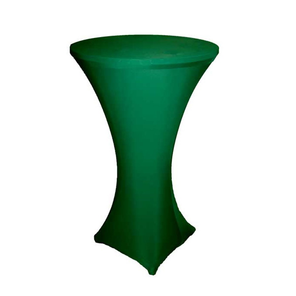 tall-table-spandex-table-cover-green