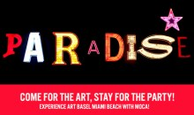 MOCA's Art Basel 2012 Event Schedule