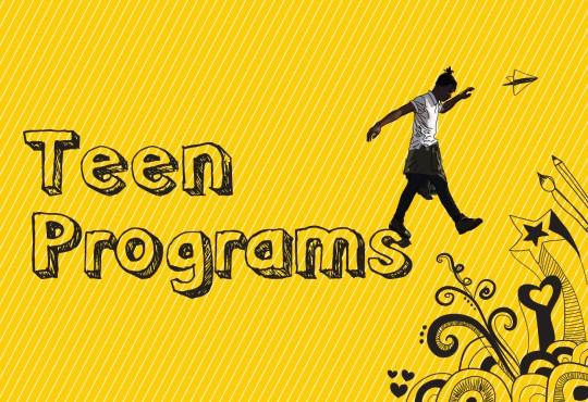 Teen Programs 2016-2017
