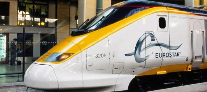 Passagens baratas Eurostar de Londres a Paris