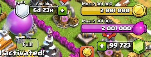 clash of clans hack proof
