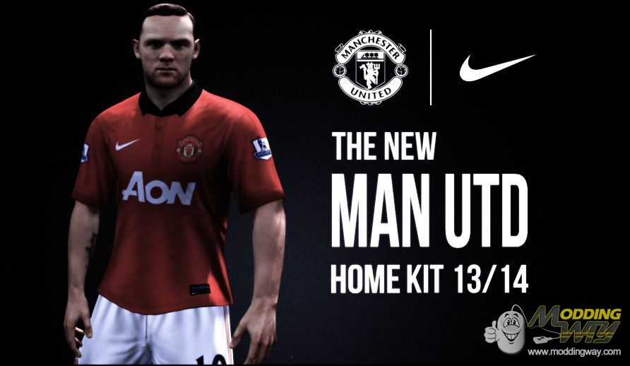 fifa 13 manchester united 2014 kit forma