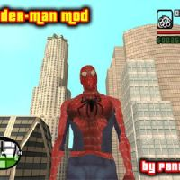 GTA San Andreas Spiderman Mod