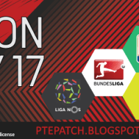 PES 2016 PTE Patch 6.0 & 7.0 Final 16/17 Season