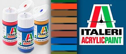 Italery Acrylic Paints