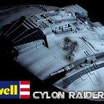 Revll Cylon Raider