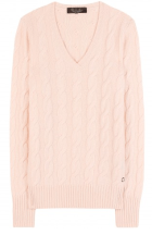 Loro Piana Pink Cashmere Sweater