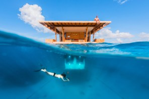 Wait till you see this underwater hotel