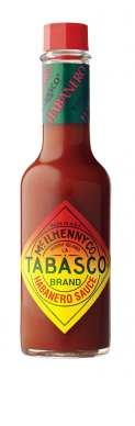 Tabasco Brand Habanero Sauce