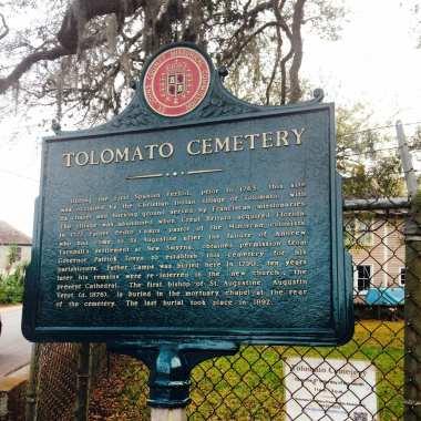 Tolomato Cemetary