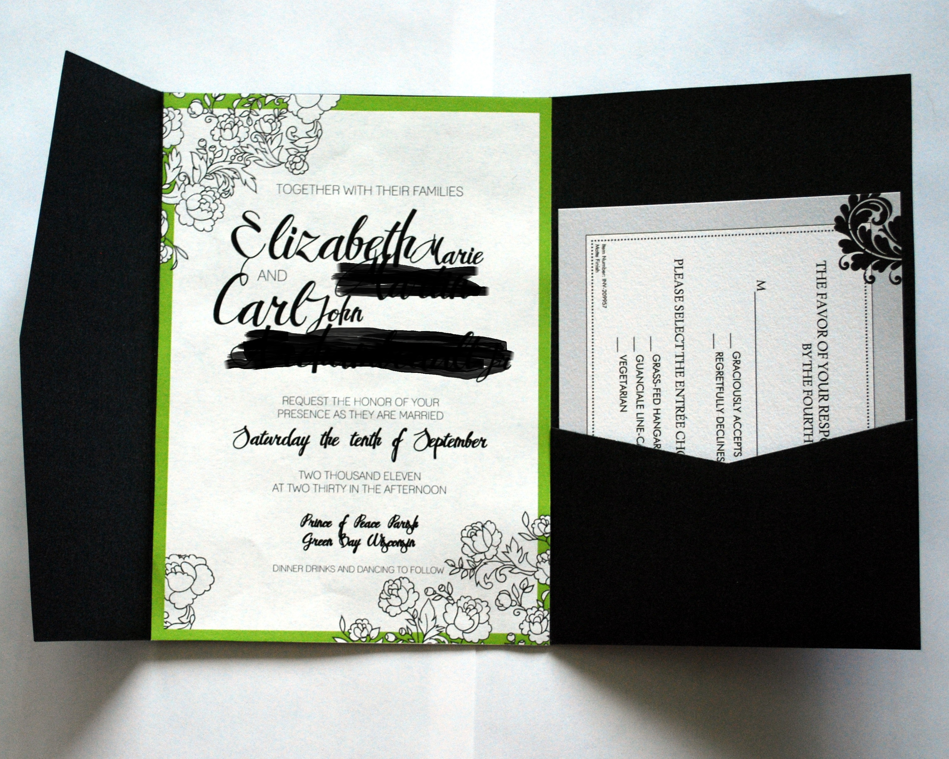 Fullsize Of Wedding Invitations Ideas