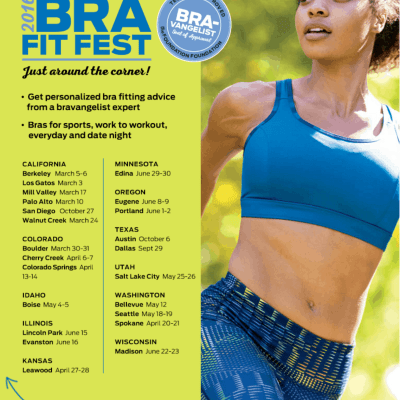 Title Nine Fit Fest and Sports Bra Giveaway!