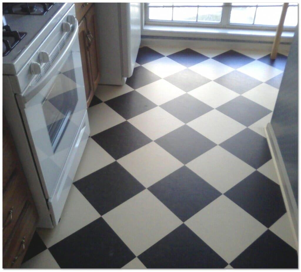linoleum vs vinyl best kitchen flooring
