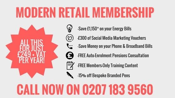 Modern Retail Membership