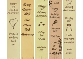 bespoke bookmarks