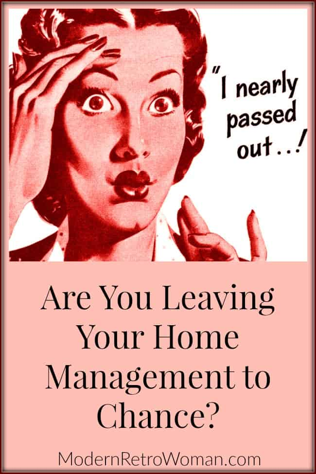 Are You Leaving Your Home Management to Chance?