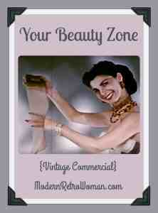 Your Beauty Zone {Vintage Commercial}