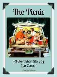 The Picnic {Short Short Story}