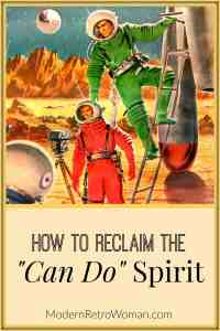 """How to Reclaim the """"Can Do"""" Spirit"""