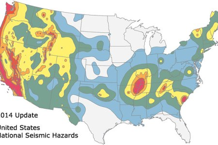 new earthquake hazards maps expand seismic risks into