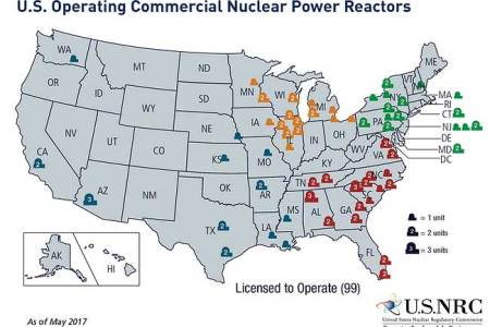 plan your evacuation route away from nuclear power plants