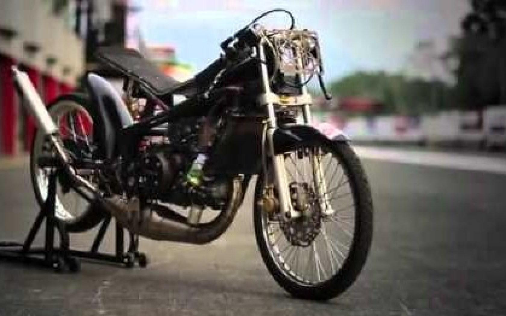 95 Gambar Motor Drag Ninja Terlengkap Ranting Modifikasi