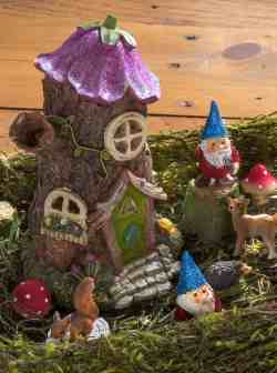 Small Of Fairy Garden Pictures