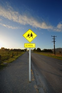 The road to school is paved with good intentions (and a lot of hope)