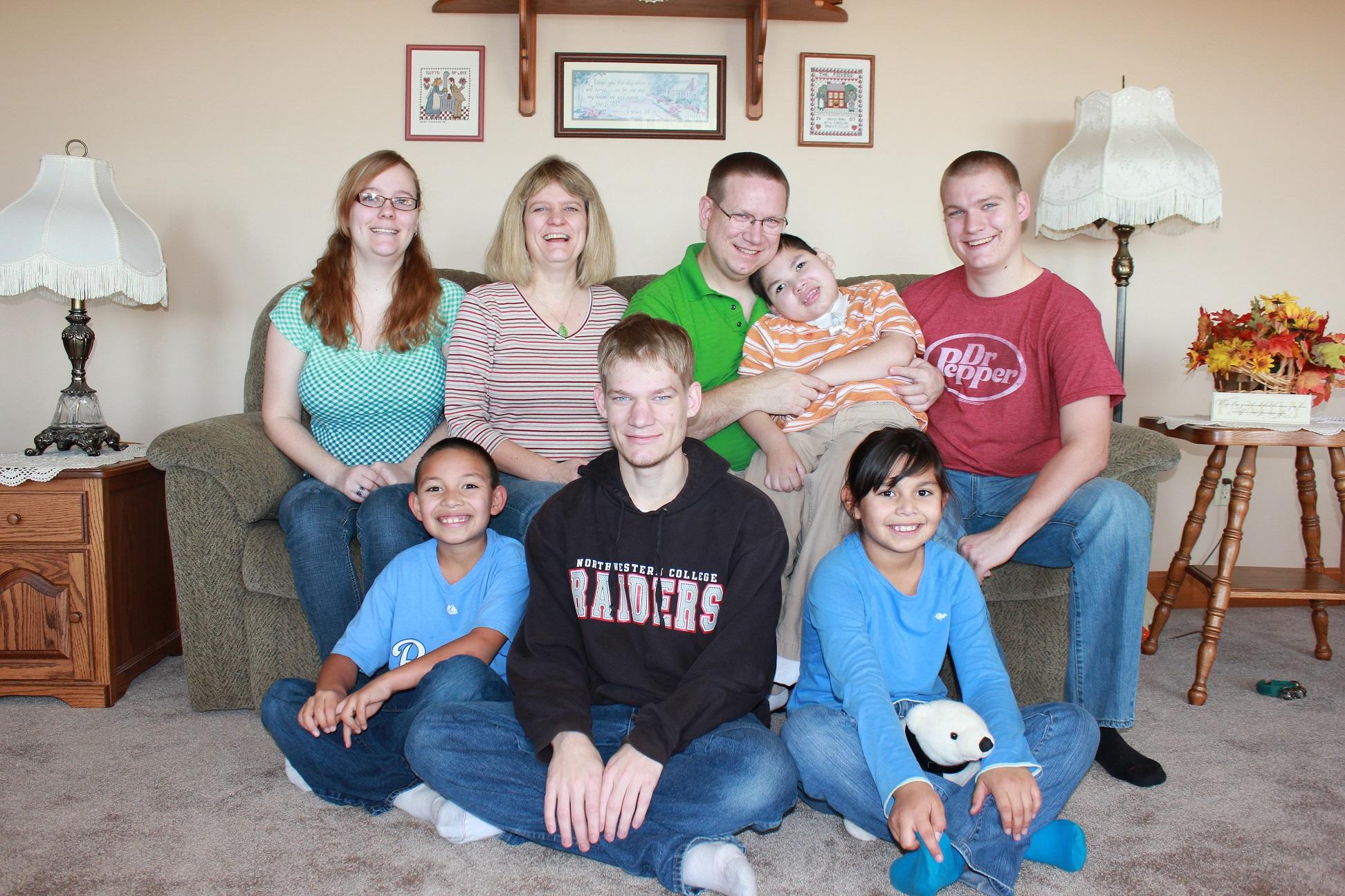 Beth Green Family