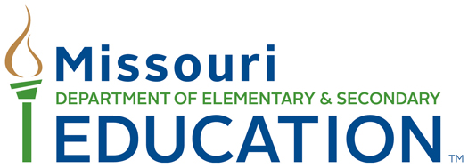 Logo: Missouri Department of Elementary & Secondary Education