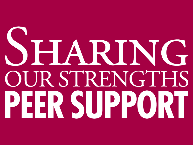 Sharing Our Strengths Peer Support | Missouri Family to Family