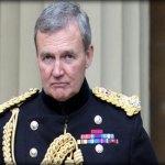 رئيس الاركان البريطاني